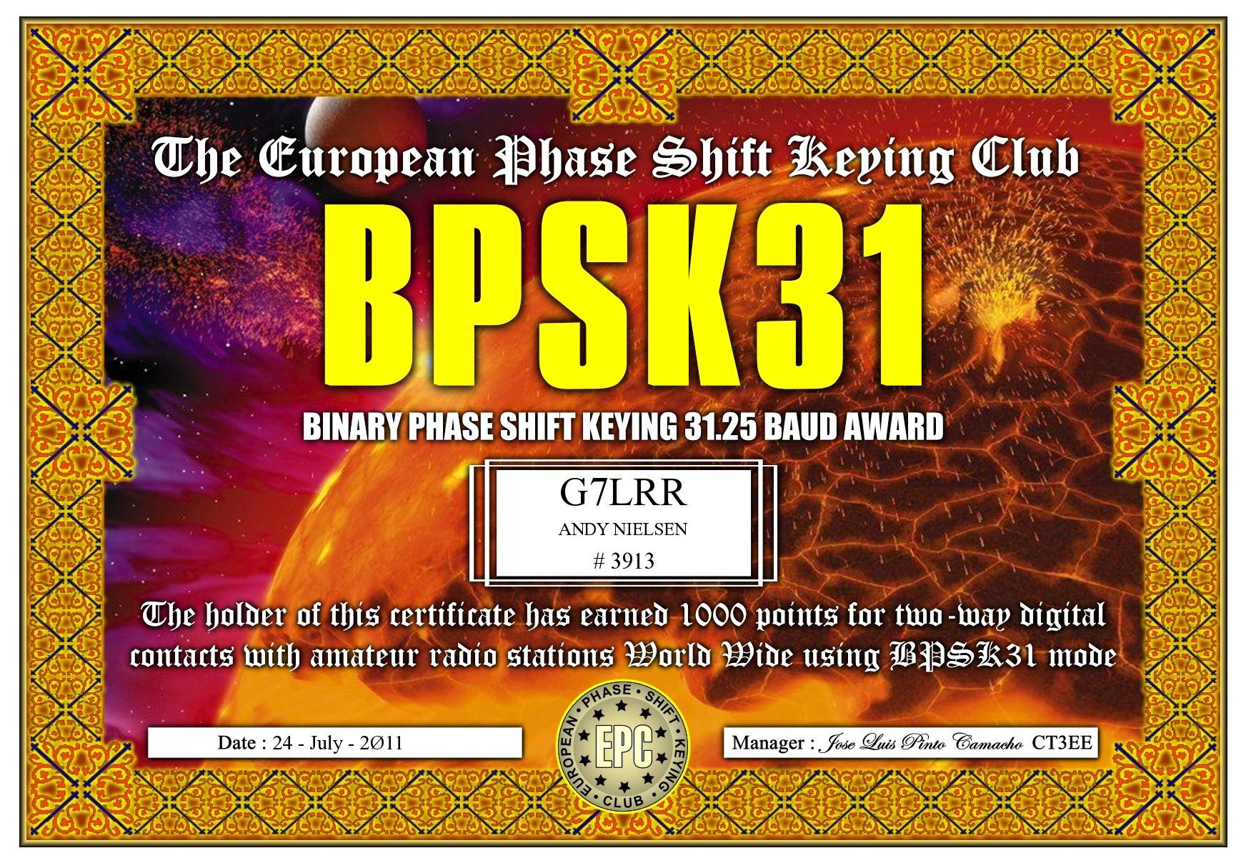 G7LRR_BQPA_BPSK31